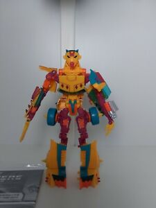 Transformers Collectors Club TFCC CIRCUIT Exclusive ( rare)