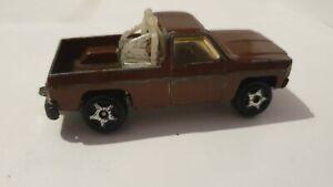 ERTL The Fall Guy 1980's Vintage Colt Truck