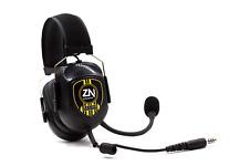 Headset Trainingskopfhörer Peltor kompatibel Zeronoise Nexus-M Stecker Rallye