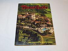 Magnificent Hearst Castle color brochure William Randolph Hearst RARE vintage#%