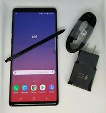 9/10 Samsung Galaxy Note9 SM-N960U - 128GB - Midnight Black - AT&T ONLY