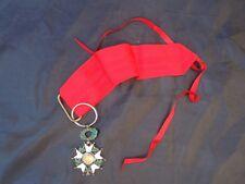 Legion d'honneur III ème republique chevalier cravate commandeur