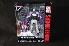 Transformers Hasbro Titans Return Murk & Decepticon Octane Figure MISB