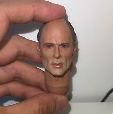 █ Custom Ed Harris Major König 1/6 Head Sculpt for Hot Toys Body DID Dragon WWII