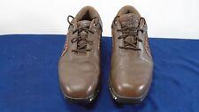 MEN'S BROWN NIKE ZOOM TROPHY GOLF SHOES SIZE 9  Sample Shoe