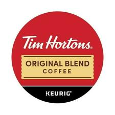 Tim Hortons Original Blend Premium Coffee K-Cups (select quantity)