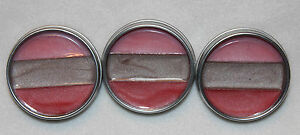 Lot of 3 Mary Kate and Ashley PALE PINK #742 Trio Lip Glosses New & Sealed