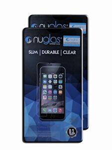 Apple iPhone 8 Plus Nuglas TempereGlass Screen Protector, Anti-Scratch