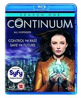 Continuum Complete Series 1 Blu Ray All Episode First Season Original UK Rel NEW