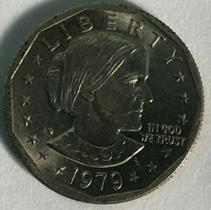 Susan B. Anthony Dollar, 1979-S (Collectible Coin)