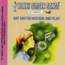 Bobby Susser Singers - My Day / In Motion & Play [New CD]