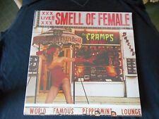 THE CRAMPS Smell Of Female Vinyl LP reissue Import
