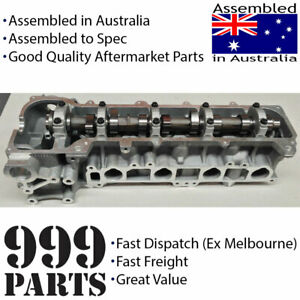 New Assemlbed Cylinder Head Fits Toyota Hiace (2RZ) 2438cc + VRS and Head Bolts