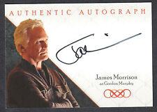 REVENGE SEASON 1 Cryptozoic 2013 AUTOGRAPH CARD #A7 JAMES MORRISON Gordon Murphy