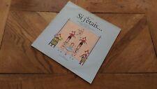 Vinyle 33T « Gisèle Besche – Si J'Etais…» En Bon Etat.
