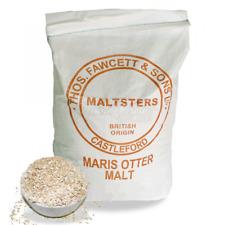 Thomas Fawcett Crushed Malt Maris Otter Pale Ale All Grain Beer Home Brew 25kg