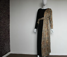 Señoras Dubai farasha Kaftan abaya jijaab burka