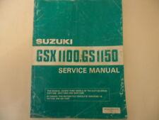 1999 2001 suzuki gsx600f workshop repair manual download