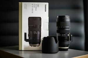 Tamron SP 70-200mm F/2.8 VC Di USD Lens For Canon (G2)A025