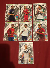 """Adrenalyn XL - Road to UEFA Euro 2020: """"Limited Edition"""" Cards x 7"""