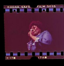 Ella Fitzgerald - Vintage 35mm Camera Negative Peter Warrack w/ © Transfer
