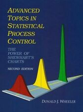 Advanced Topics in Statistical Process Control : The Power of Shewhart's...