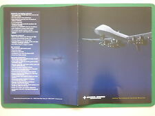 2009 GENERAL ATOMICS AERONAUTICAL UAS UNMANNED AIRCRAFT SYSTEMS I-GNAT PREDATOR