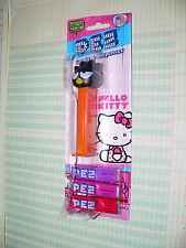 pez Badtz Maru on Hello Kitty  card