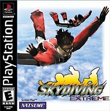 Skydiving Extreme ps1 PlayStation 1 game only 4H kids sports ps2