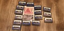 V SILANANDA 15 Audio Tape Lot RARE Meditation Philosophy Burmese Monk Theravada
