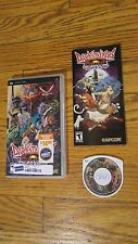 Darkstalkers Chronicle: The Chaos Tower (Sony PSP, 2005) **Fast Shipping**