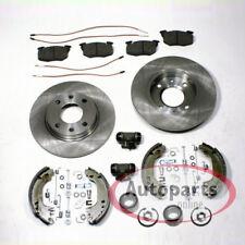 Peugeot 106 Gti 1996-2003 Mintex Delantero Y Trasero De Discos De Freno Y Almohadillas Set Nuevo