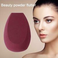Professionelle Make-up Beauty Puderquaste Smooth Sponge Nett Blender Founda A1O9