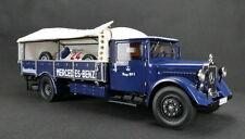 1934-1938 MERCEDES RACE CAR TRANSPORTER LKW LO 2750 1/18 DIECAST BY CMC 144
