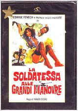 DVD La soldatessa alle grandi manovre (1978) Nuovo !!!!