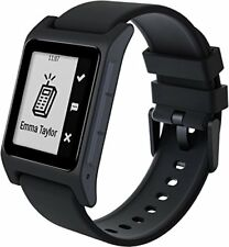 Pebble 2 SE Smartwatch for Apple & Android BLACK Smart Time Watch