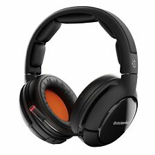 SteelSeries Siberia 800 Lag-Free Wireless Gaming Headset with OLED Transmitter