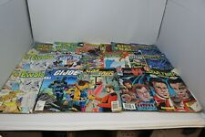 Mixed Lot Of 17 Different 90's Comic Books
