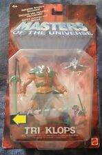 masters of the universe Tri Klops Triclops Triklops 2002 200x Mint MOC defect