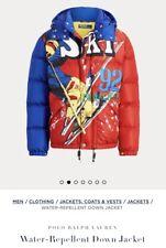 NWT Polo Ralph Lauren Ski92 down jacket suicide snow beach 1992 stadium size XL