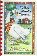 *CALEDONIA MN 1998 ECFE COOK BOOK *MOTHER HUBBARD'S CUPBOARD *MINNESOTA RECIPES