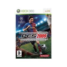 Xbox Konami Pro Evolution Soccer (2009/2010/2011/2012) PES 2009
