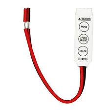 Mini Controller Dimmer Für RGB 5050 3528 SMD LED-Lichter Streifen DC Neue YR
