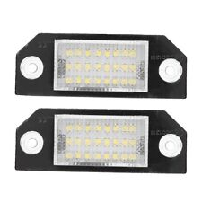 2pcs 24 LED Beads License Plate LED Light Lamp for Ford C-MAX Focus MK2
