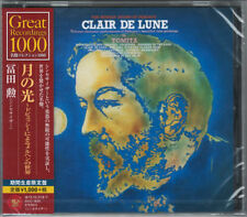 ISAO TOMITA-DEBUSSY: CLAIR DE LUNE-JAPAN CD Ltd/Ed B63