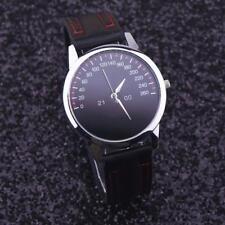 Fashion Casual Ladies Womens Watch Leather Band Analog Quartz Wrist Watch Gift