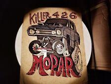 vintage Killer 426 Mopar Transfer