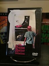 The Peanut Butter Solution (1985) DVD RARE Unreleased Canadian Family Comedy