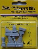 CMK 1/72 uh-1b HUEY sistema del motor para Italeri KITS #7209