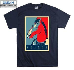 Bojack Horseman TV Show T-shirt Cartoon T shirt Men Women Unisex Tshirt V149